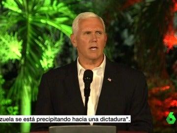 Estados Unidos empleará todo su poder económico y diplomático para democratizar Venezuela