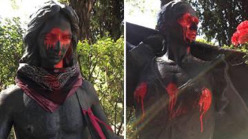 Estatuas de Antonio y Lola Flores
