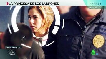 Así es la 'Princesa de los Ladrones', la convicta disfrazada de hombre que también actuó en Chile y Reino Unido