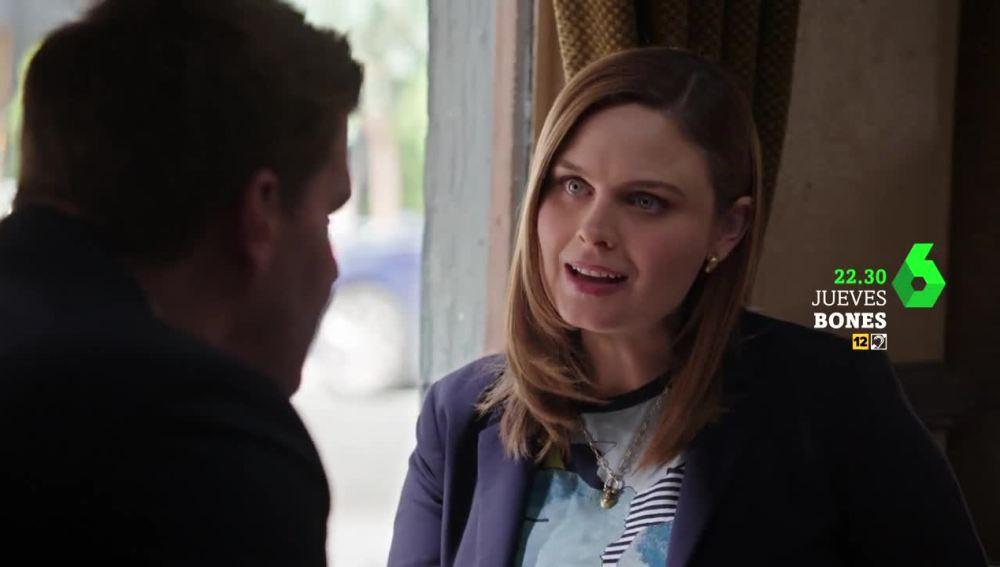 Brennan, preocupada por Booth