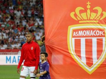 Mbappé, antes de jugar un partido con el Mónaco