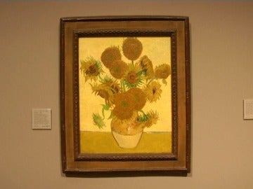 Los 'girasoles' de Van Gogh