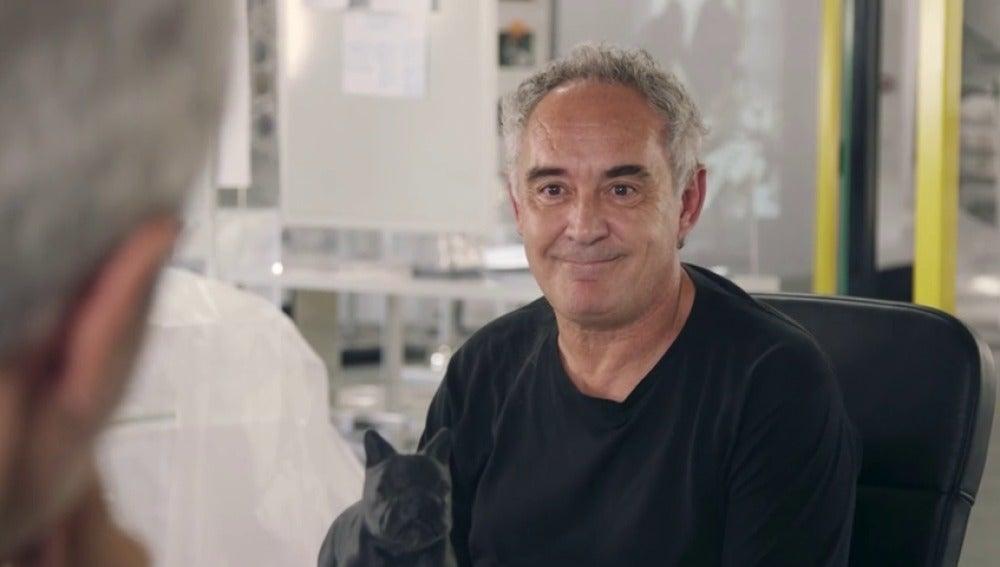 Ferran Adrià en El Comidista TV