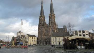 Iglesia de St Jozef, en Tilburg
