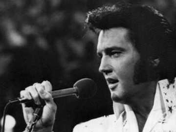 Imagen de archivo de Elvis Presley