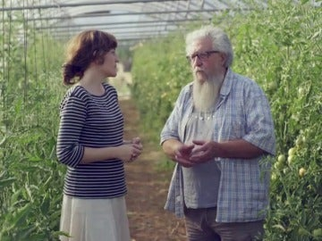 Raquel Piñeiro habla sobre los tomates