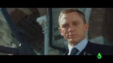 Daniel Craig confirma que volverá a interpretar a James Bond en la película número 25 de la saga