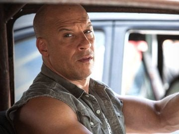 Vin Diesel en 'Fast and Furious 8'
