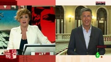El presidente del PP de Cataluña, Xavier García Albiol