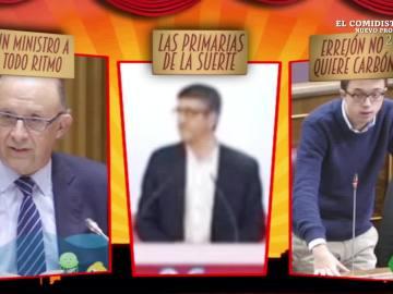 'Las primarias de la suerte', segundo finalista de los Premios Zapeando al mejor vídeo manipulado