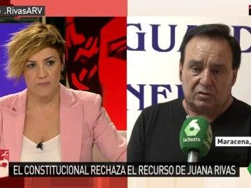 Manuel, el padre de Juana Rivas