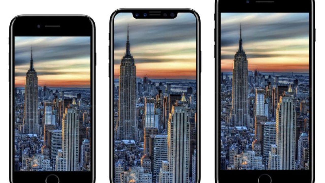 iPhone 8 y iPhone X