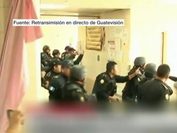 Asalto en Guatemala