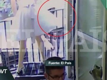 Furgoneta del ataque en Barcelona