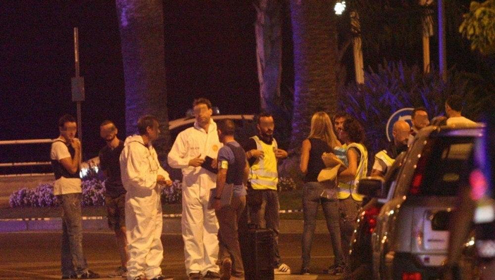 Los Mossos abaten a cinco terroristas en Cambrils