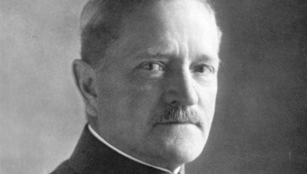 John Pershing, en una foto de archivo