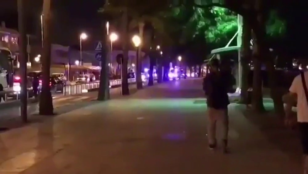 Operativo policial en Cambrils por un posible atentado terrorista: Emergencias pide a los vecinos que no salga a la calle