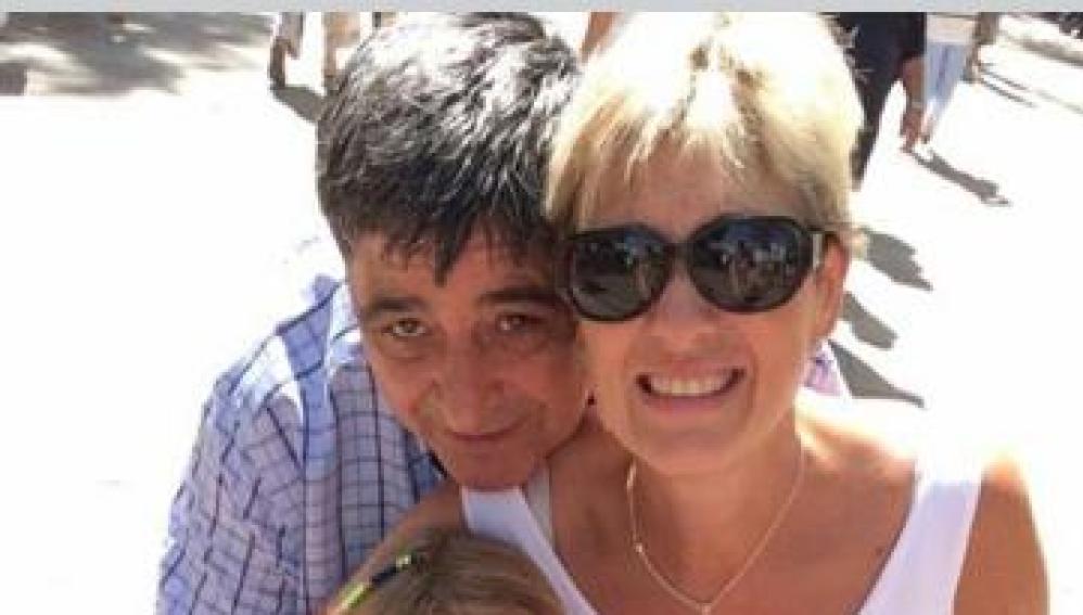Francisco López, granadino de 65 años, una de las víctimas del atentado de Barcelona