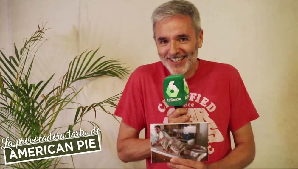 Mikel López Iturriaga comenta las películas de cine con la comida como protagonista