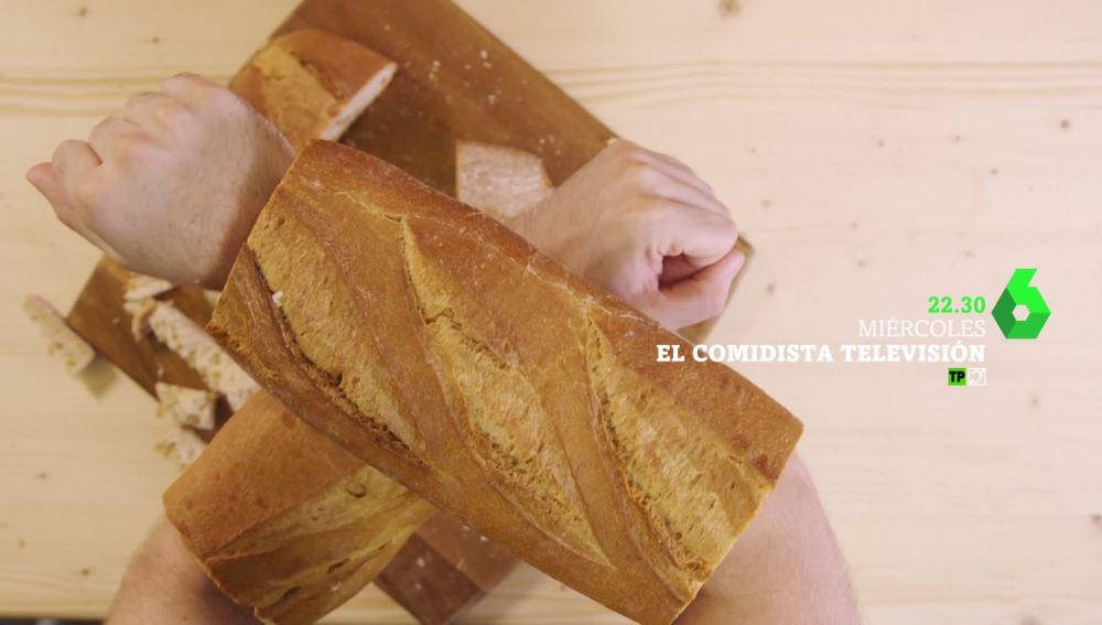 El Comidista TV y el pan