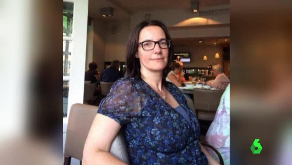 Elke, víctima belga del atentado en Barcelona