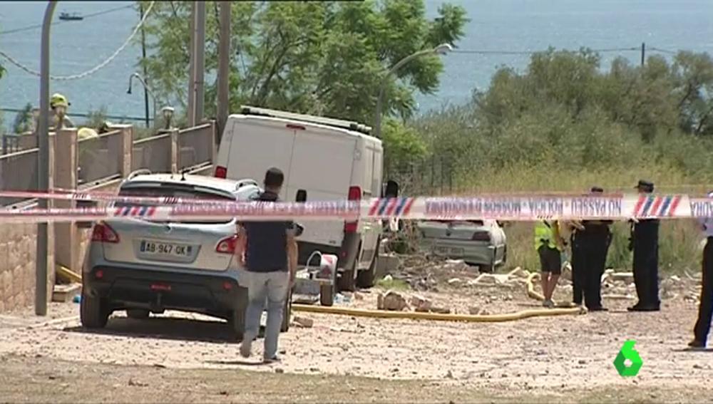 Los investigadores encuentran en la casa de Alcanar un potente explosivo