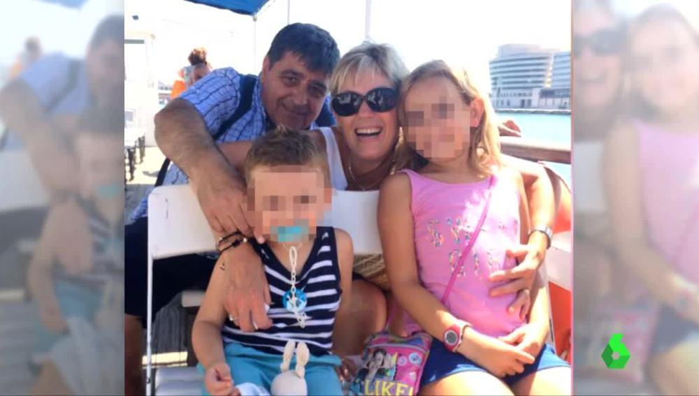 El pequeño Javi Martinez, una de las víctimas del atentado en barcelona