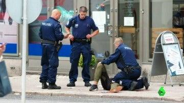 Finlandia identifica al agresor: Un joven marroquí de tan solo 18 años