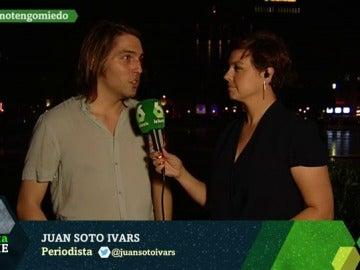 El periodista Juan Soto Ivars