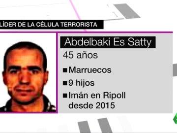 Abdelbaki Es Satty, el imán de Ripoll