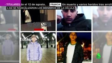 Moussa Oukabir, uno de lo terroristas de Barcelona