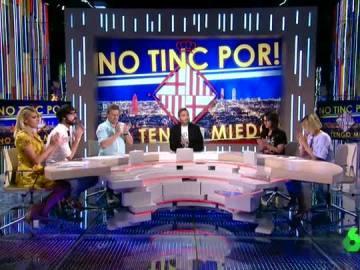 Zapeando rinde homenaje a las víctimas de los atentados de Barcelona y Cambrils