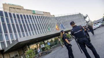 Hospital donde sucedieron los dramáticos hechos