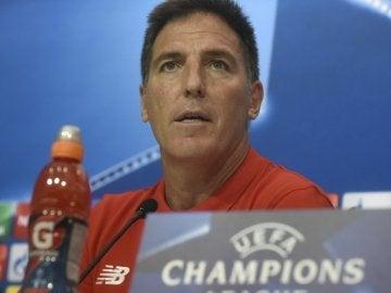 Eduardo Berizzo, técnico del Sevilla