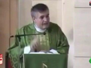 Un cura de una parroquia de Madrid