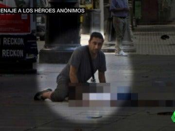 Solidaridad frente al terror: los héroes anónimos que se jugaron la vida para ayudar a los demás en el atentado de Barcelona