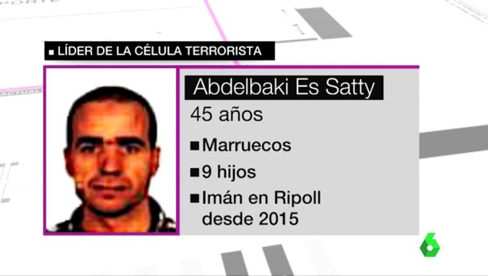 Abdelbaki Es Satty, imán de Alcanar