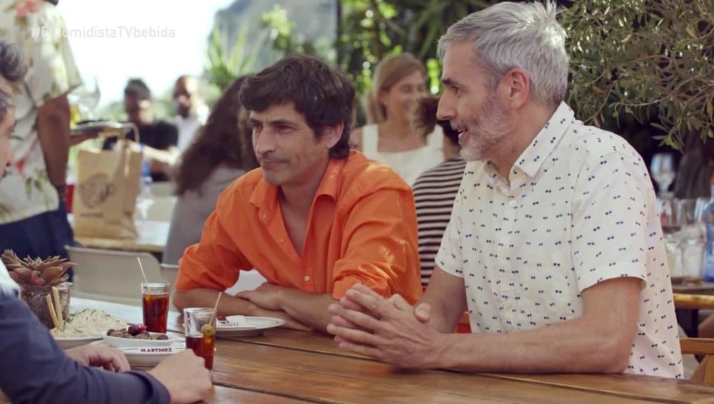 Mikel López Iturriaga, en El Comidista TV