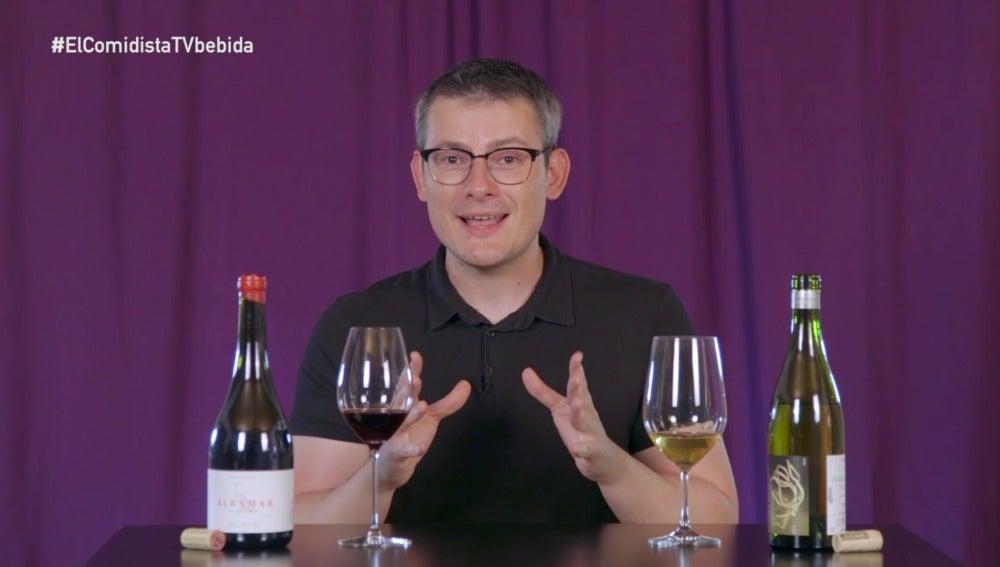 Santi Rivas en El Comidista TV