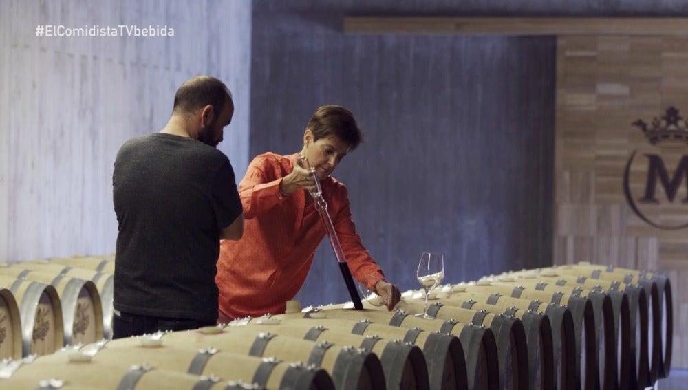 Jordi Luque y María Vargas en El Comidista TV
