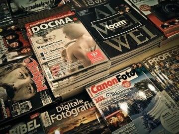 Las revistas pueden tener otra vida