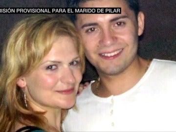Jorge Fernández y Pilar Garrido