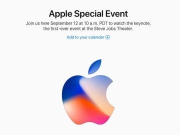 Apple presenta su nuevo iPhone el 12 de septiembre de manera oficial