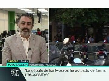 Tono Calleja en MVT