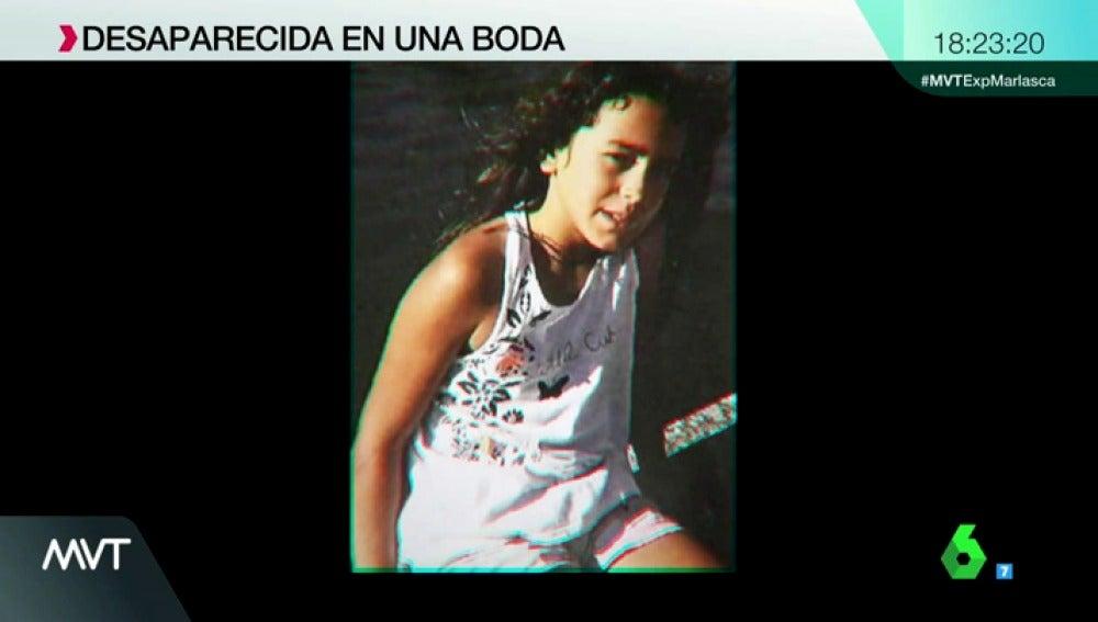 Maëlys de Araújo la  niña de nueve años desaparecida durante la celebración de una boda familiar