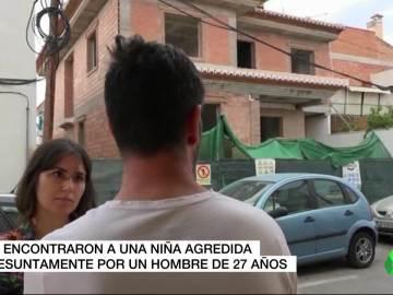 Testigo del caso de agresión sexual en Granada