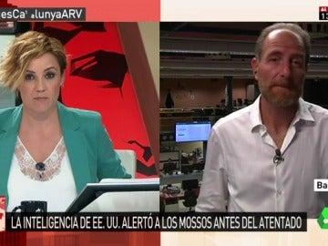 Enric Hernández, director de 'El Periódico'