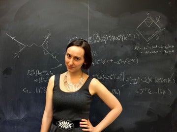 La científica Sabrina González Pastersky