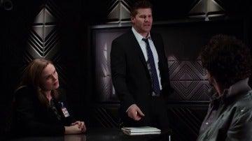 Bones y Booth descubren al asesino
