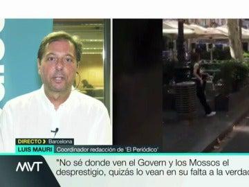 Luis Mari, El Periódico
